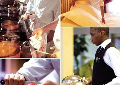 HOTELLERIE, RESTAURATION, TOURISME